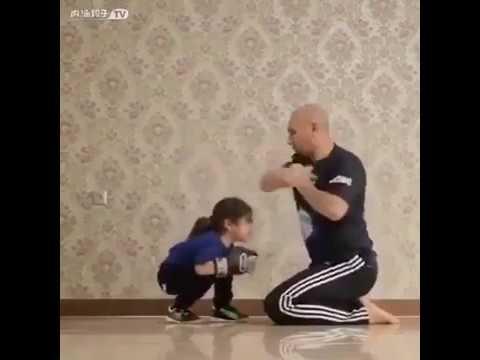 Quando o pai ensina mas a genética vem da mãe 😂😂