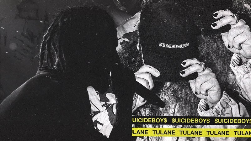 $UICIDEBOY$ - TULANE ⚔ ПЕРЕВОД ⚔ WITH RUSSIAN SUBS