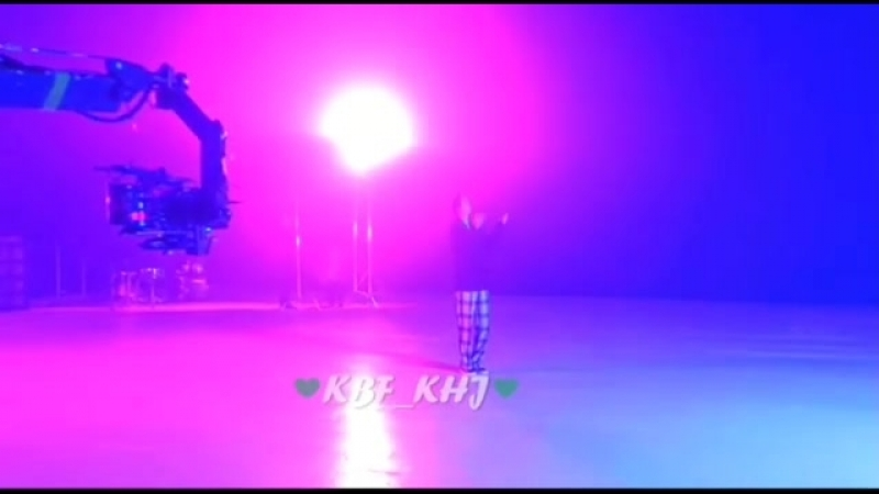 Take my hand DVD version B MV Making