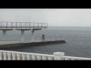Стена ливня с Качи парк Победы 2018