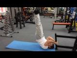 Упражнение от тренера Даниэля