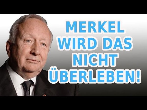 Willy Wimmer: Merkels Bruch ihres Amtseides! Interview 18.06.2018