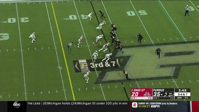 Purdue blasts Ohio State, shaking up Big Ten picture
