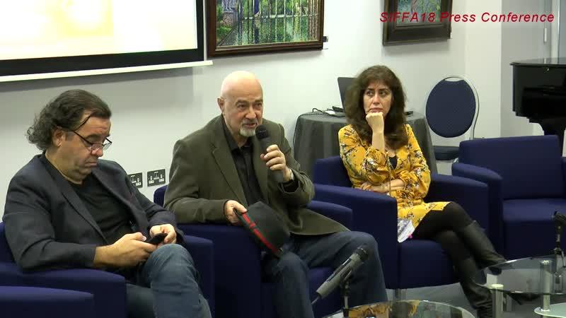 Sochi International Film Festival and Awards London Briefing SIFFA18 Press Conference