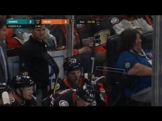 NHL 2018-2019 / PS / 20.09.2018 / San Jose Sharks @ Anaheim Ducks