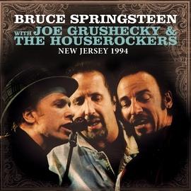 Bruce Springsteen альбом New Jersey 1994 (Live)