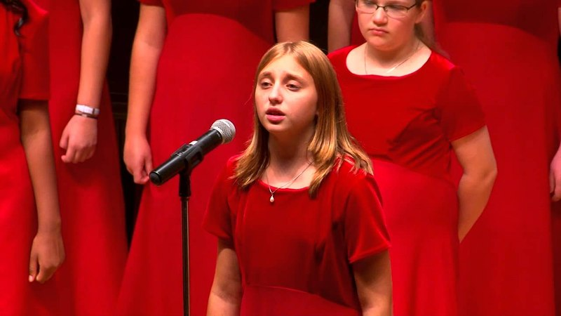Treble Choir of Houston - To My Beautiful, Unknown Future