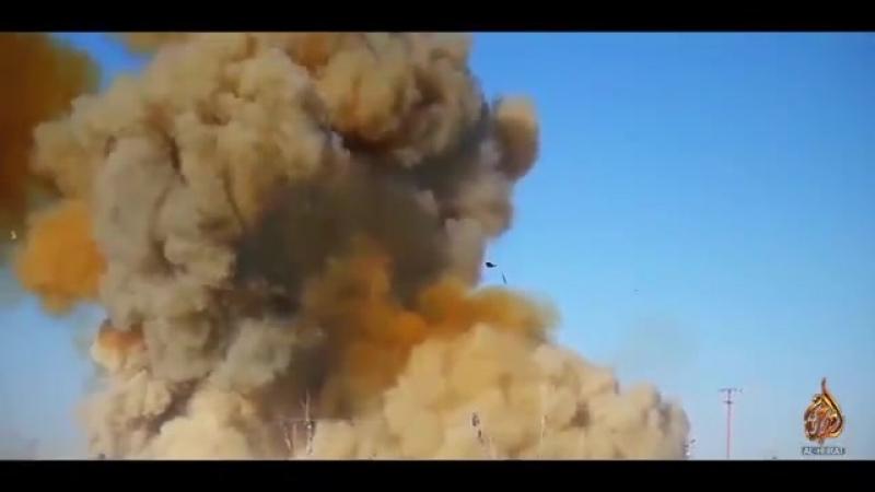 VBIED атакует афганцев