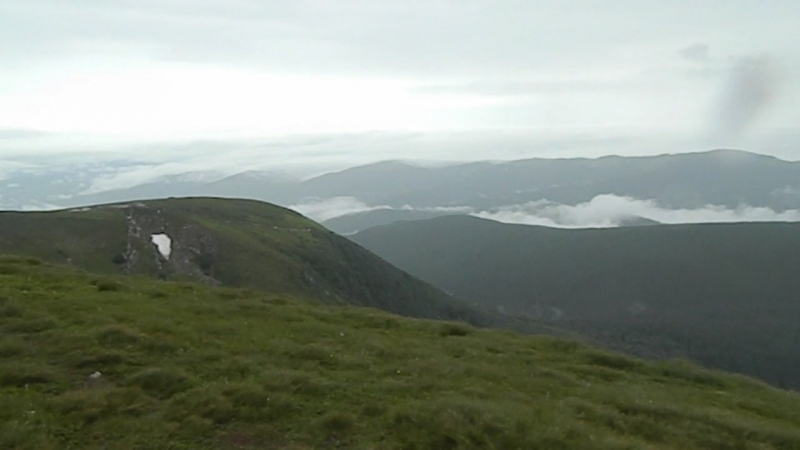 Жахлива погода не завадила підкорити вершину Карпат, гору Говерла (2061)м
