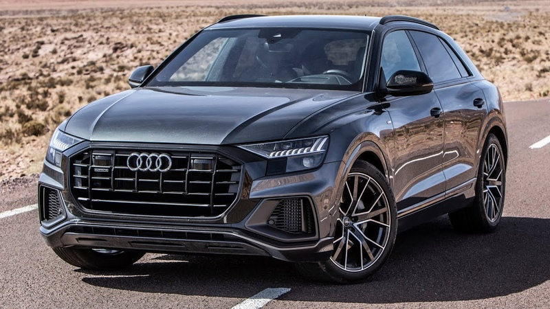 FINALLY The 2019 AUDI Q8 A FANTASTIC MACHINE It WILL take over the SUV market IN THE DETAIL