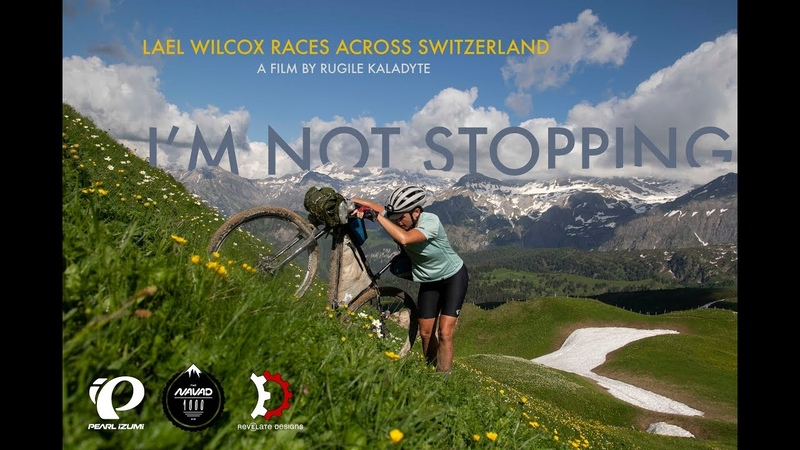 I'm Not Stopping – Lael Wilcox Races the Navad 1000 Across Switzerland