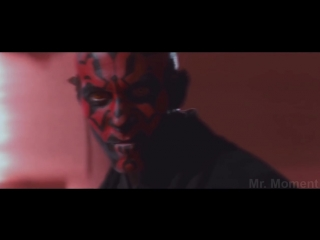 Квай-Гон Джинн и Оби-Ван Кеноби против Дарта Мола. Звездные войны- Эпизод 1.mp4