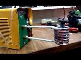 индукционный нагреватель металла из сварочного инвертора bylerwbjyysq yfuhtdfntkm vtnfkkf bp cdfhjxyjuj bydthnjhf