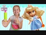 Страна девчонок • АЛЁНА и ЗОЛУШКА готовят сладости из Плей До!