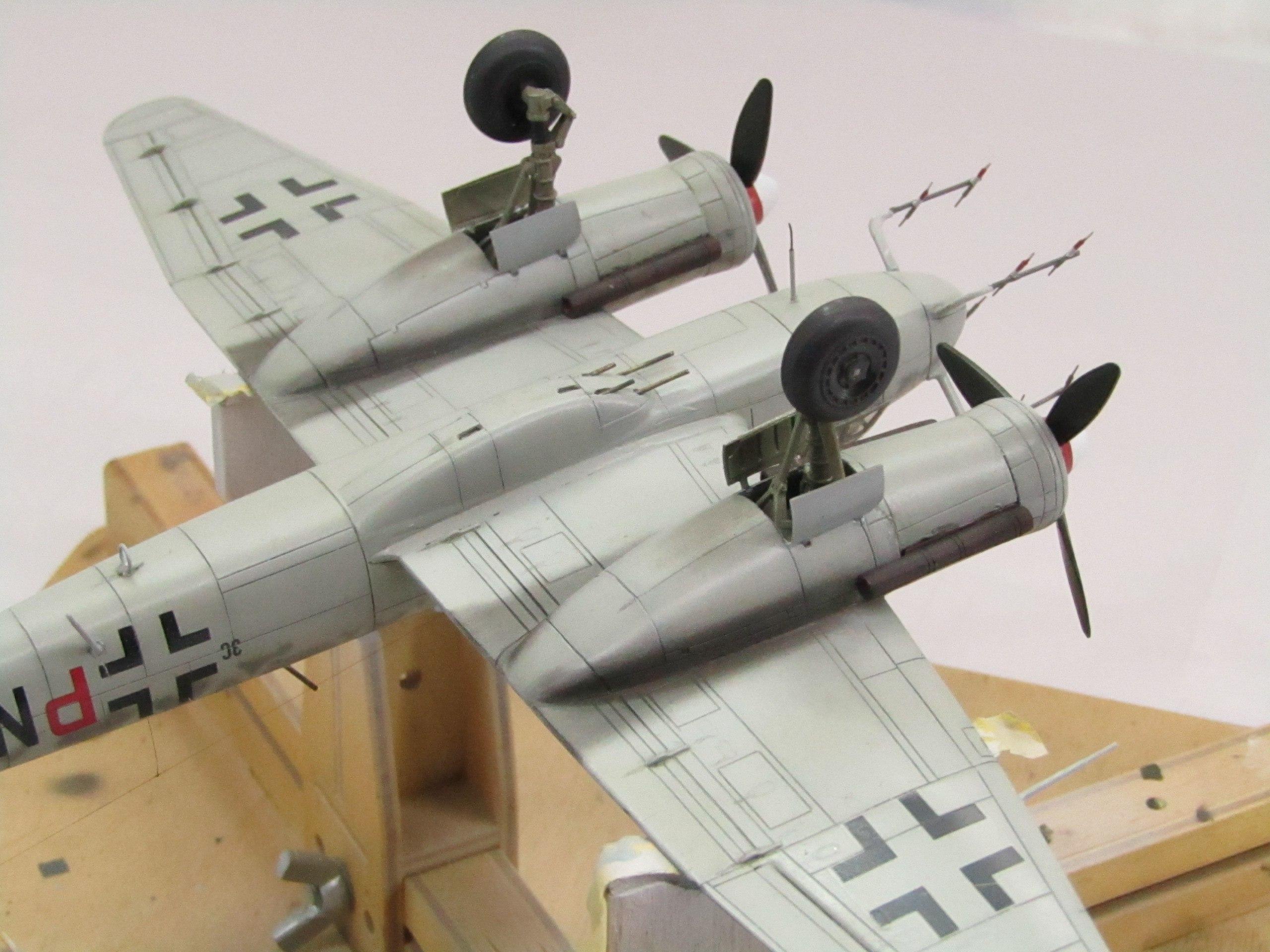 Ju-88 G-6 1/72 (Звезда) OX-kqxdAD1o