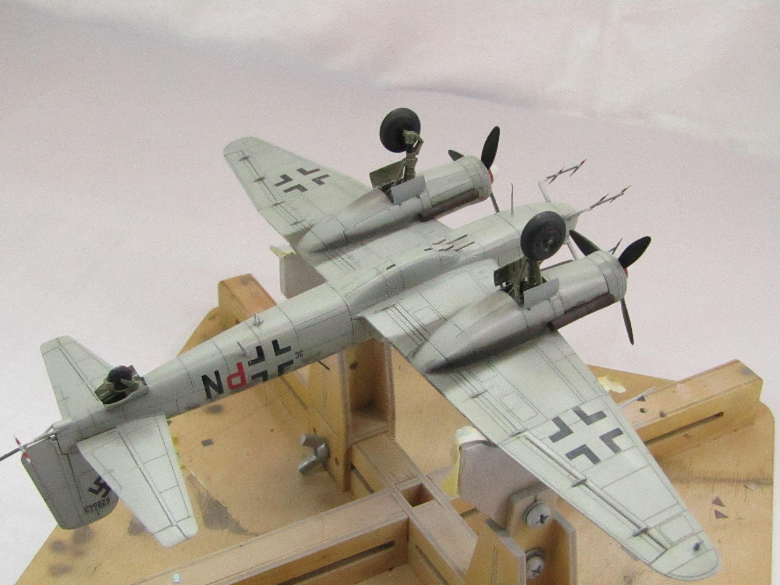 Ju-88 G-6 1/72 (Звезда) TmwL2dva6vE