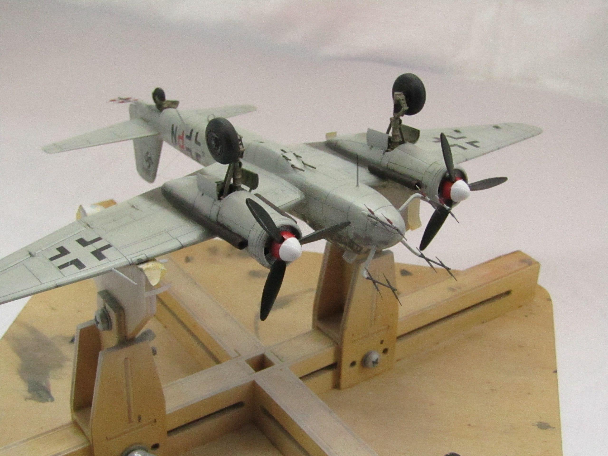 Ju-88 G-6 1/72 (Звезда) HrIhrGW3Fc4