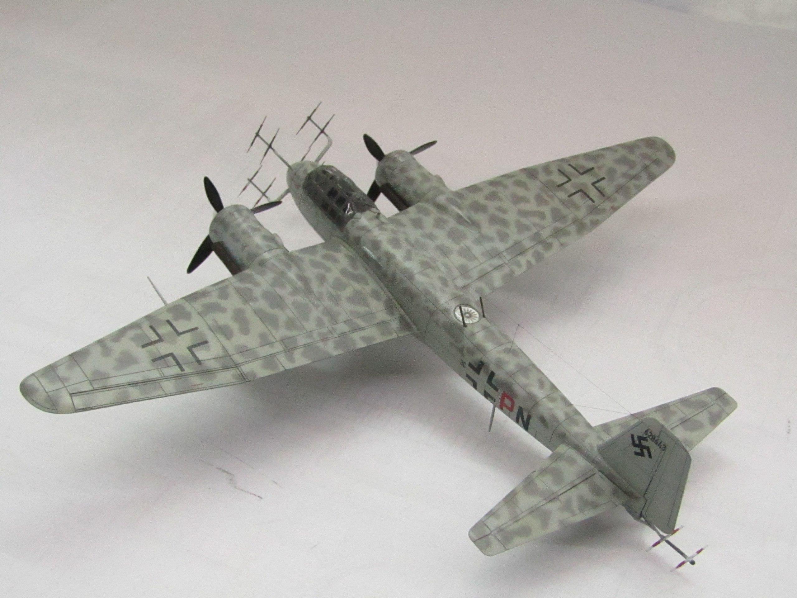 Ju-88 G-6 1/72 (Звезда) 8VV2xgJpocs