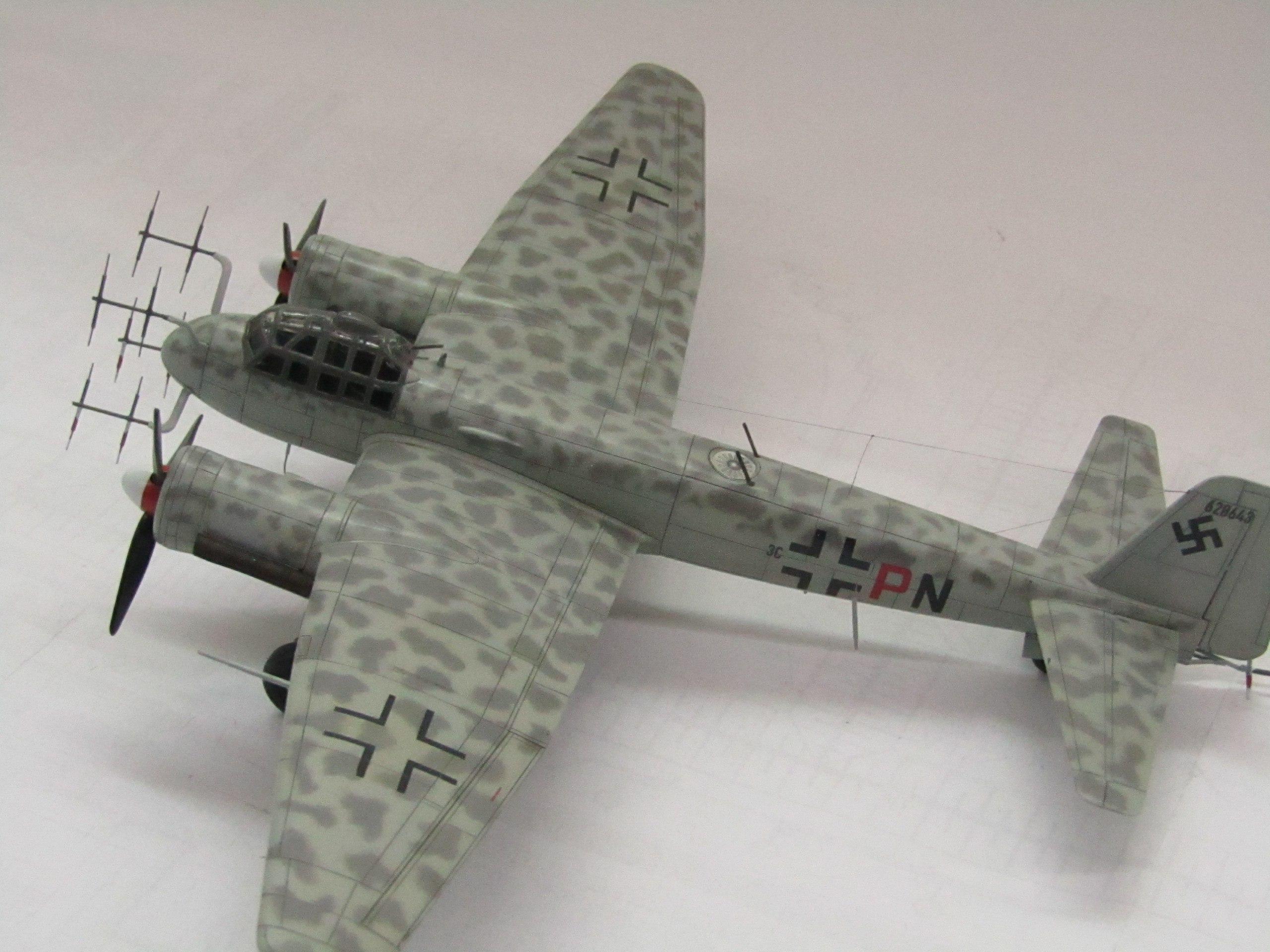 Ju-88 G-6 1/72 (Звезда) DXcyRVlKH6g