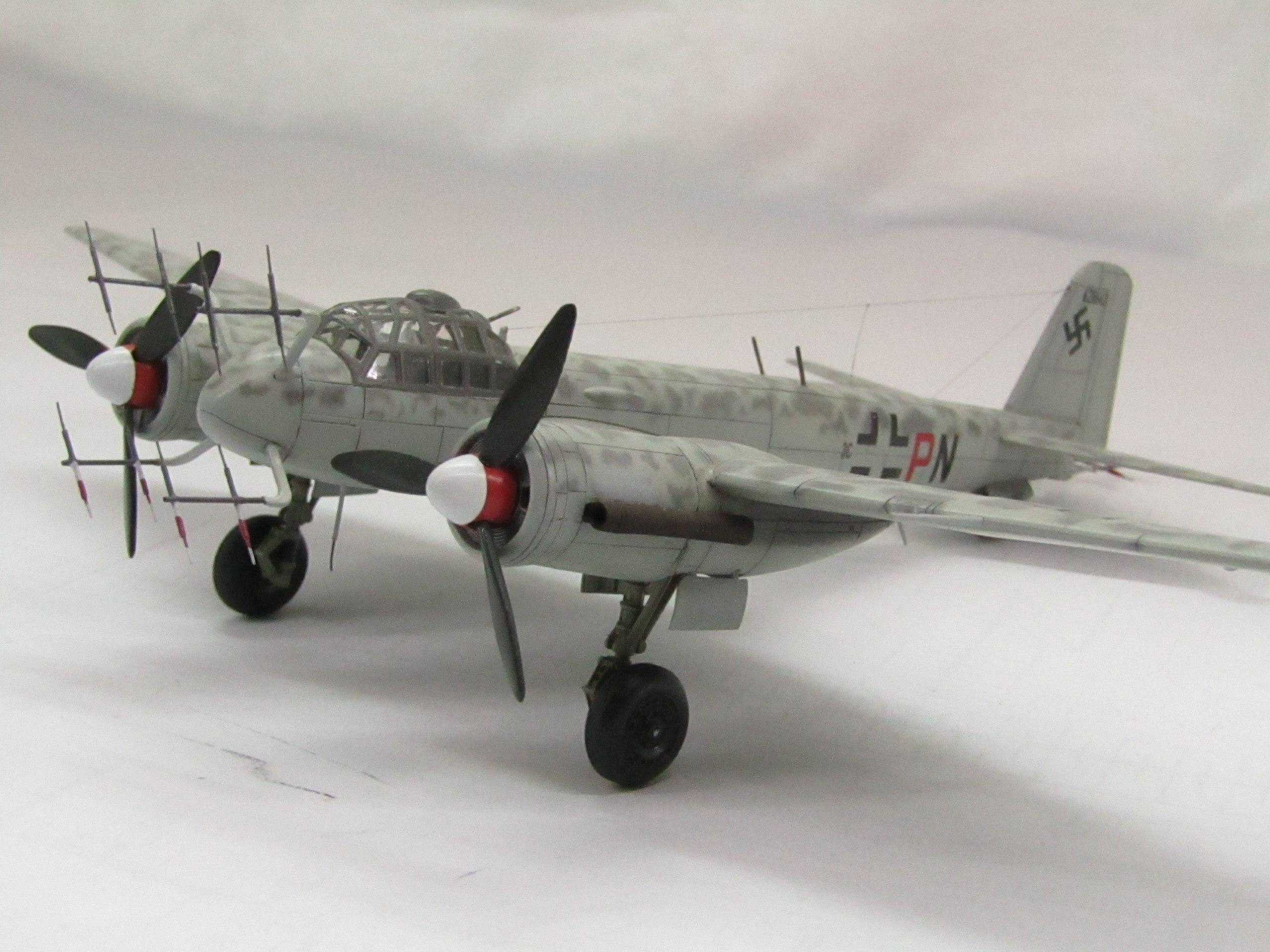 Ju-88 G-6 1/72 (Звезда) Av85GpTN9Wg