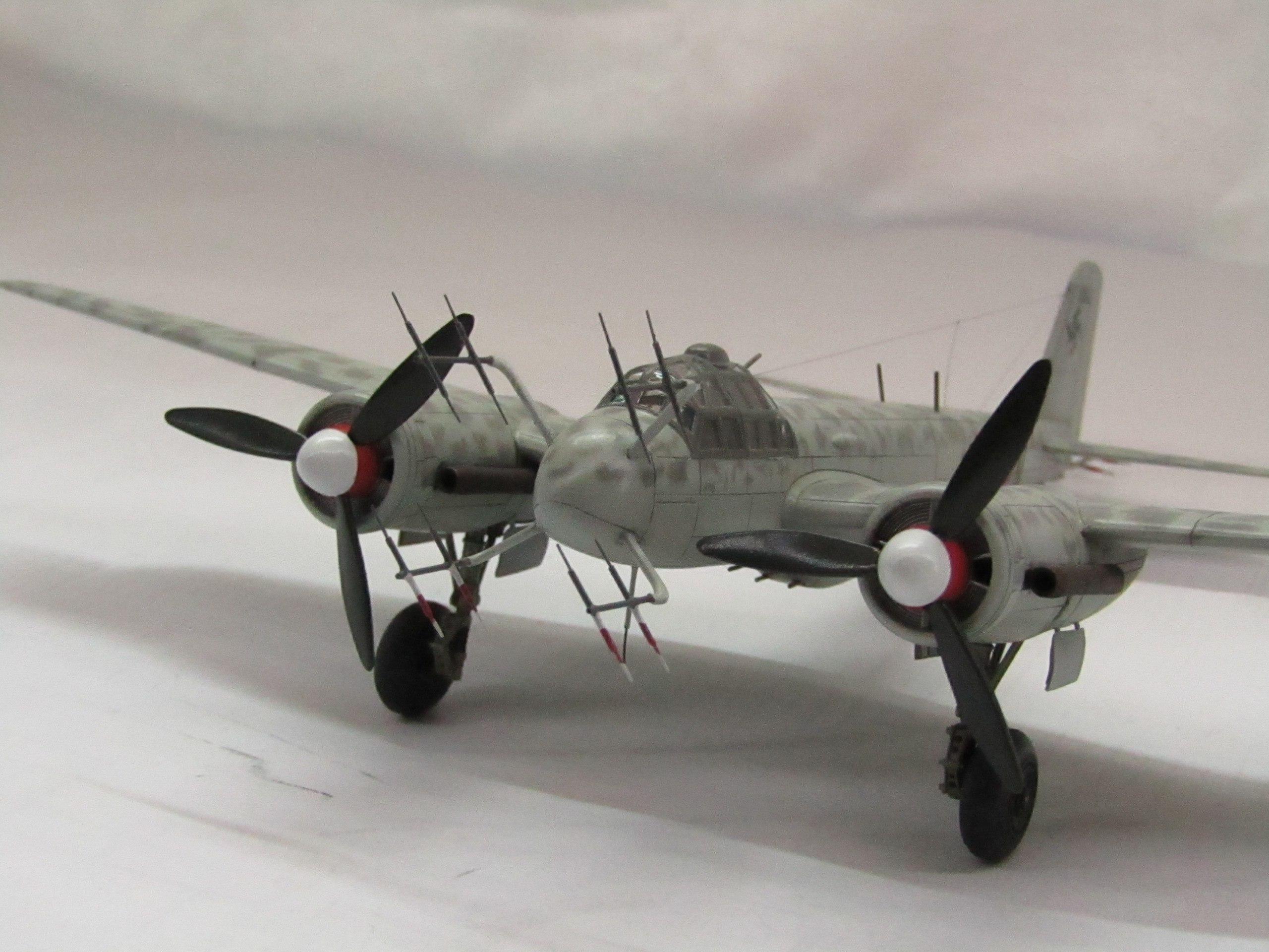 Ju-88 G-6 1/72 (Звезда) WPxBAoTTyG8