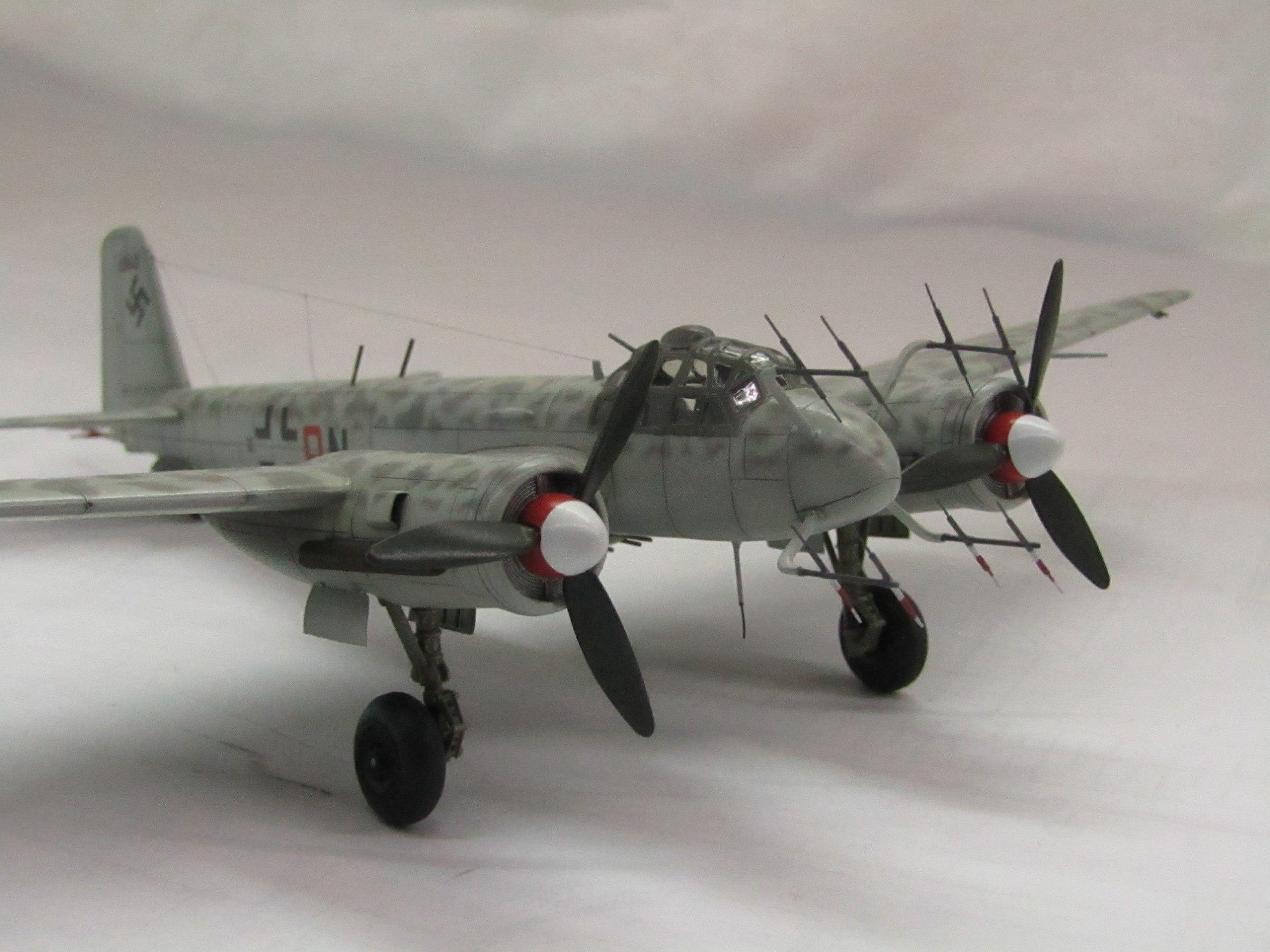 Ju-88 G-6 1/72 (Звезда) XPAz7xDWwf8