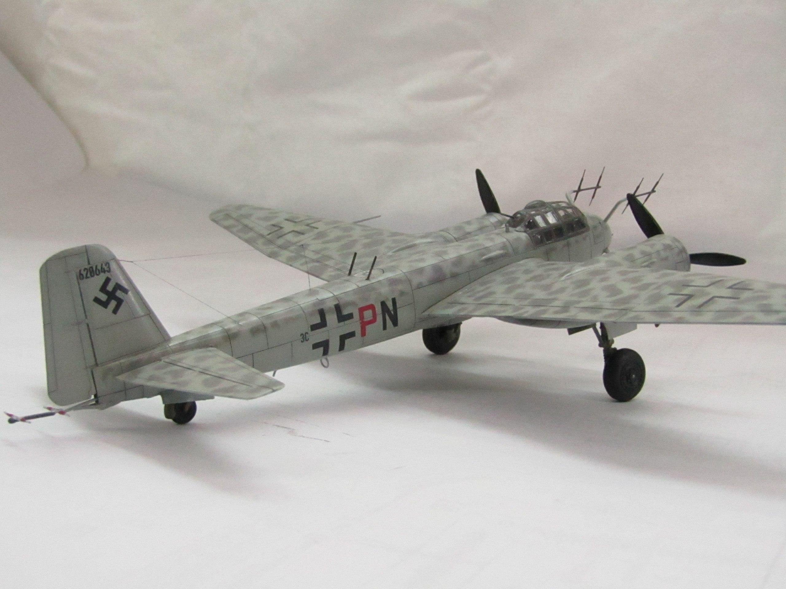 Ju-88 G-6 1/72 (Звезда) JmDwHK0D80s