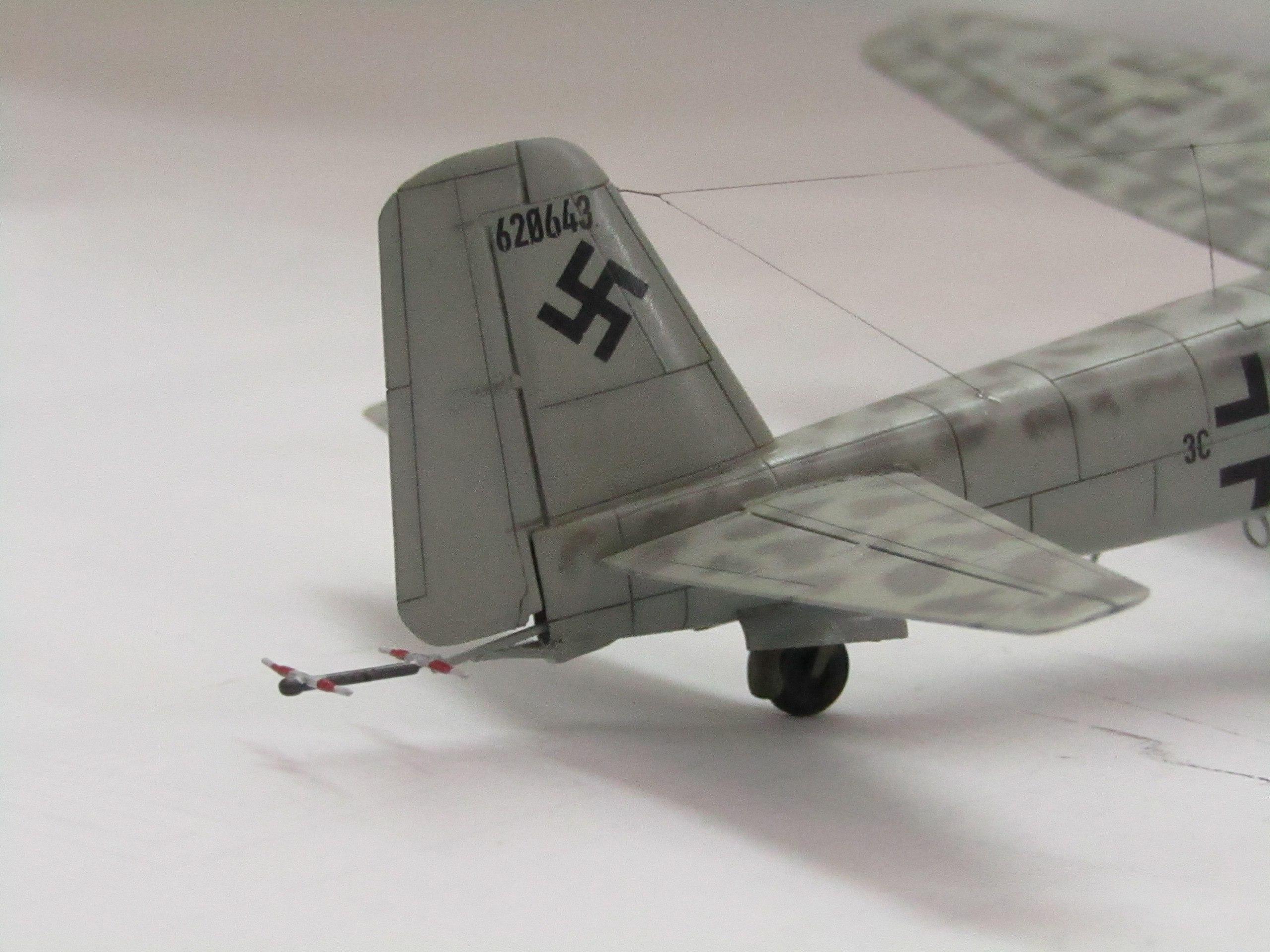 Ju-88 G-6 1/72 (Звезда) C82_BDKfnhU