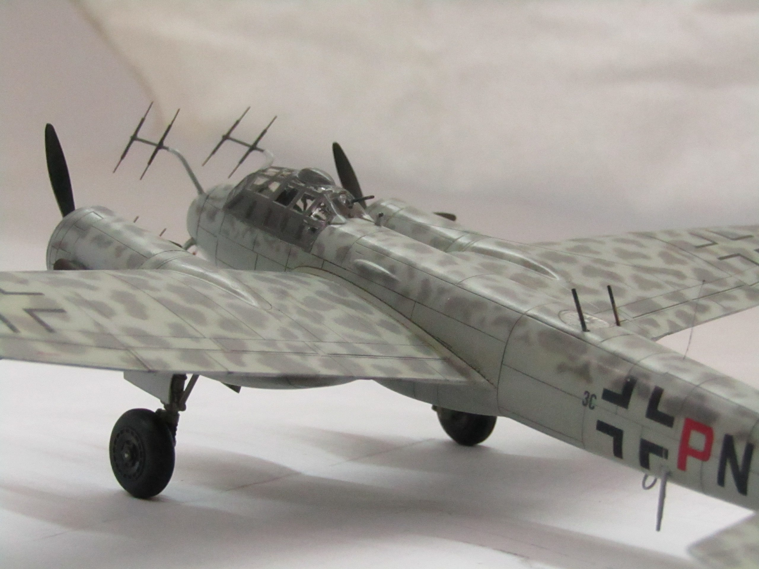 Ju-88 G-6 1/72 (Звезда) 6EEUt2yonZQ