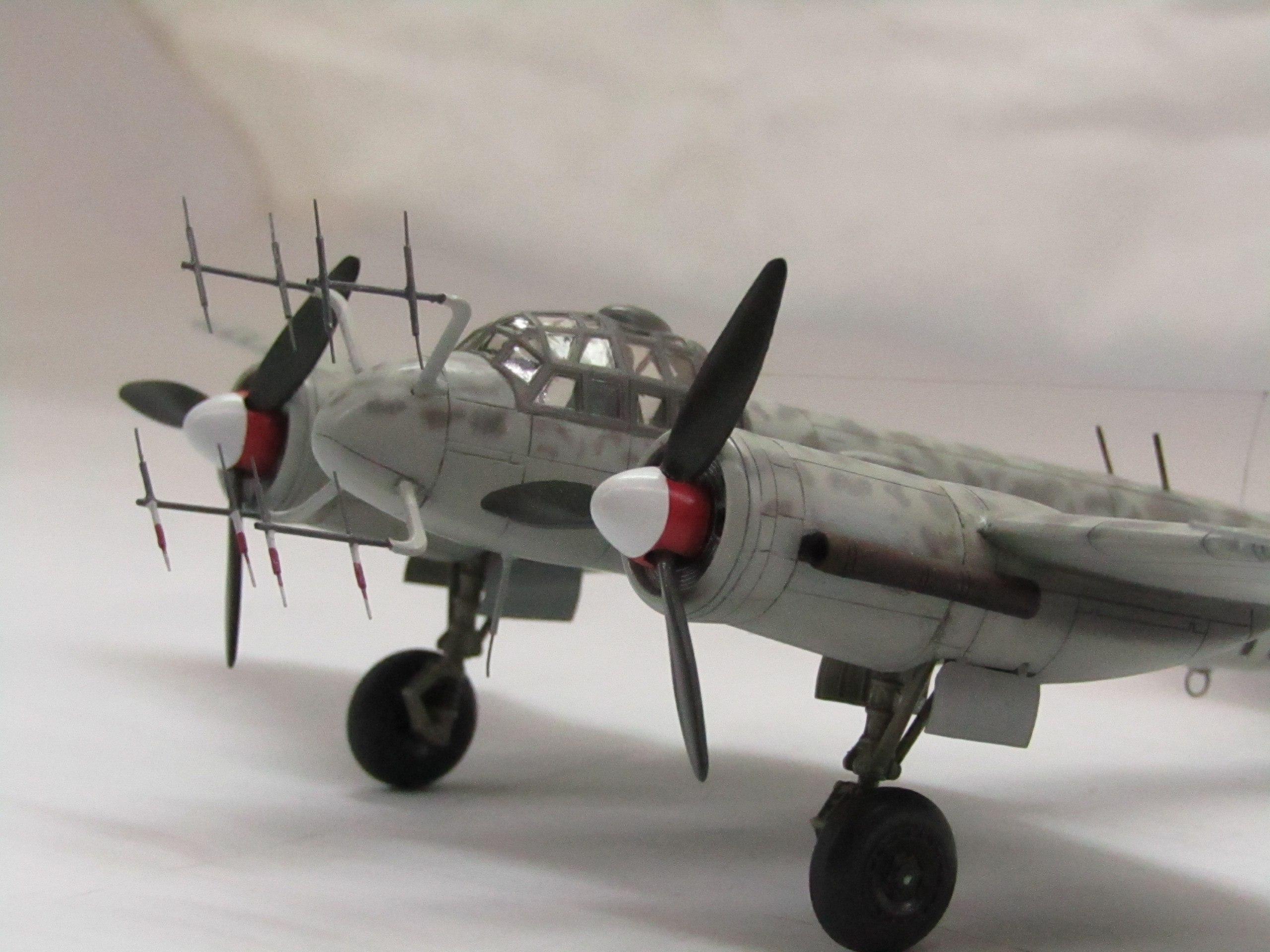 Ju-88 G-6 1/72 (Звезда) ViXRJezn5aw