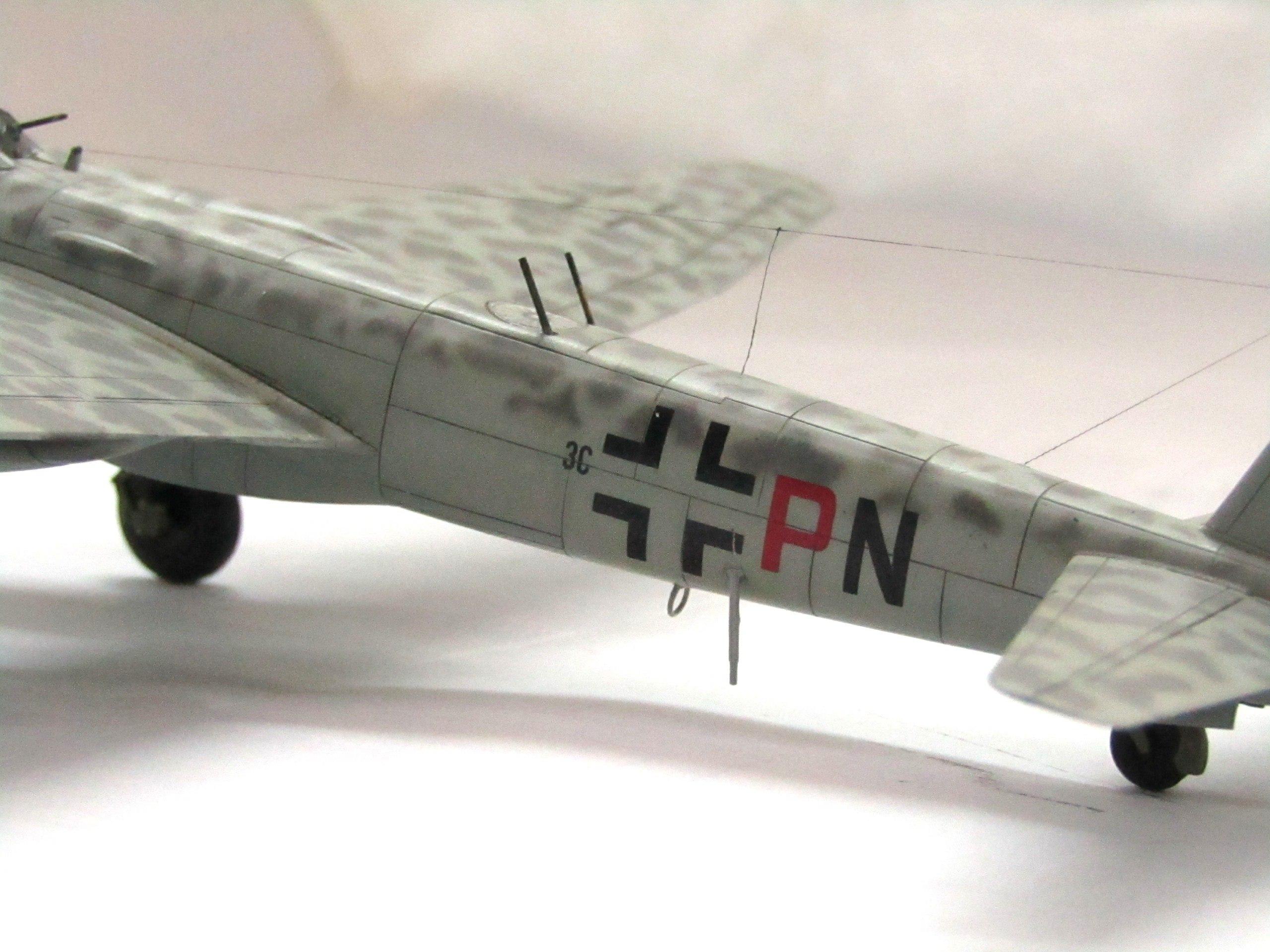 Ju-88 G-6 1/72 (Звезда) 9mONNWJlezM
