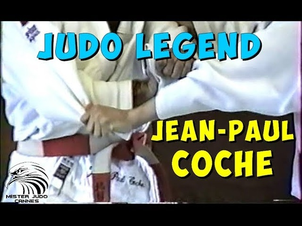JUDO LEGEND - Jean Paul COCHE - Vars 1993