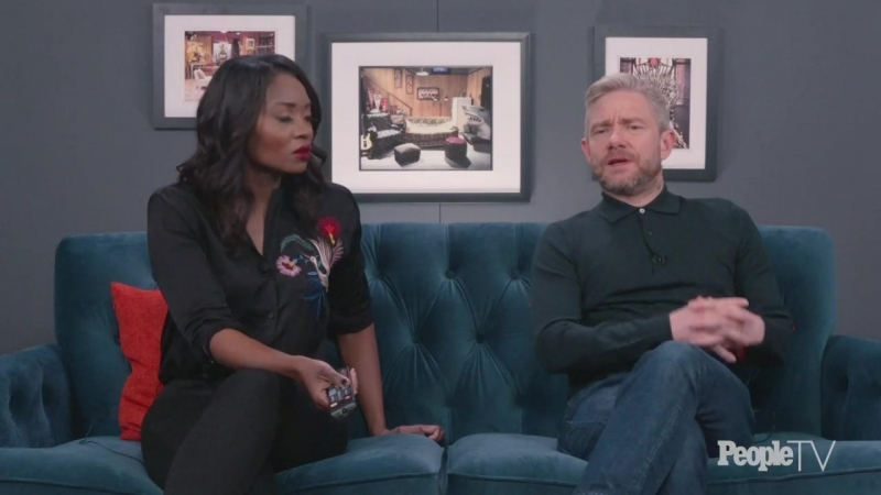 CouchSurfing is streaming NOW with guest MartinFreeman!