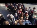 В Ростове-на-Дону раздают бесплатные горячие обеды малоимущим