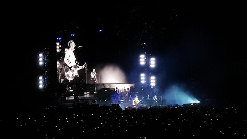 Depeche Mode-Precious (Saint-Petersburg 16/02/2018 Global Spirit Tour)