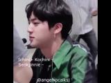 the way jungoo said seokjinnie  Jinkookville