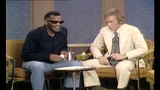 Ray Charles talks about his blindness