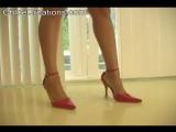 Chloe Creations heels stuck in glue