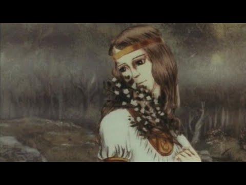 Психоделический мультфильм - В поисках ОлуэнThe Quest for Olwen (1990)