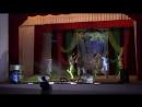 Чукотский танец (танцуют девочки ДК п.Заволжский и ДК Селезниха)