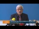 Fall Anis Amri Vorstellung des Untersuchungsberichts zum Anschlag am Breitscheidplatz