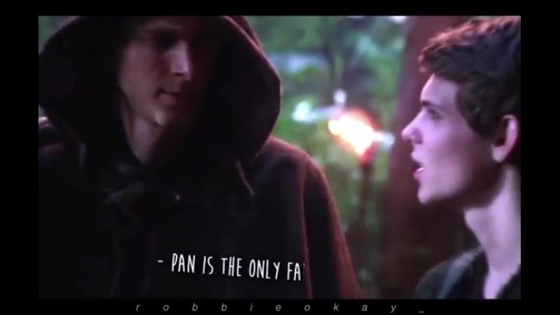 Peter Pan x Felix x Once Upon A Time