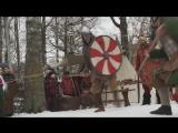 Средневековая богатырская деревня в Вологде