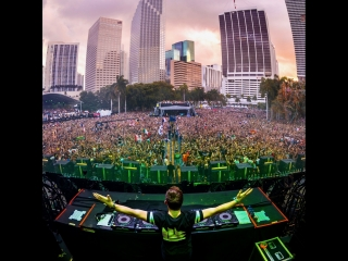 Hardwell Live at Ultra Miami 2017