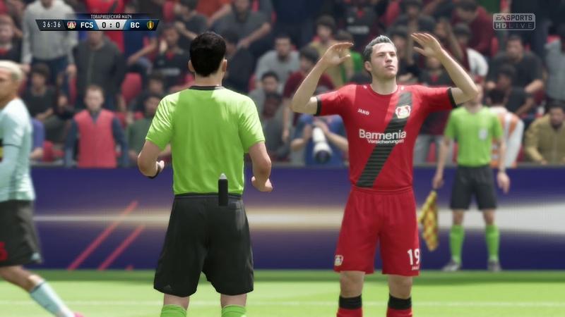 18 сезон RCPL FC Sensorior - BLACK CROWN