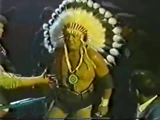 NWA Starrcade 1984 The Million Dollar Challenge (предыстория WCW)
