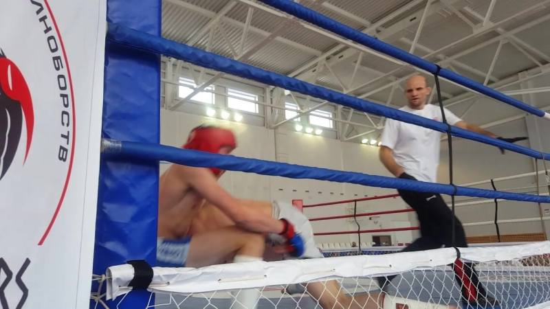 Гребаный третий бой Олега