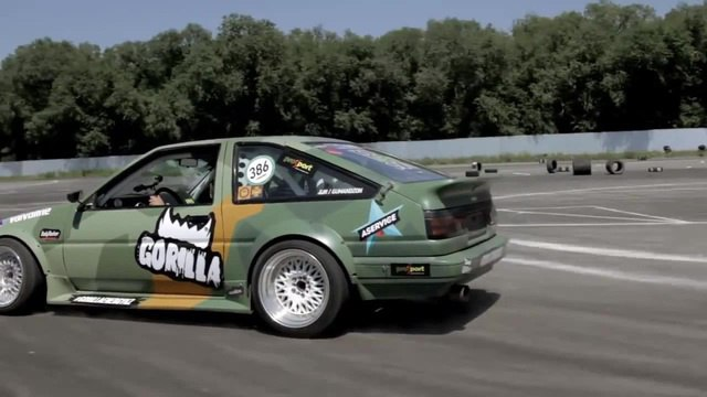 Father and son drift (SMAKE MY BITCH UP)
