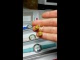 Серьги Amato, цвет yellow