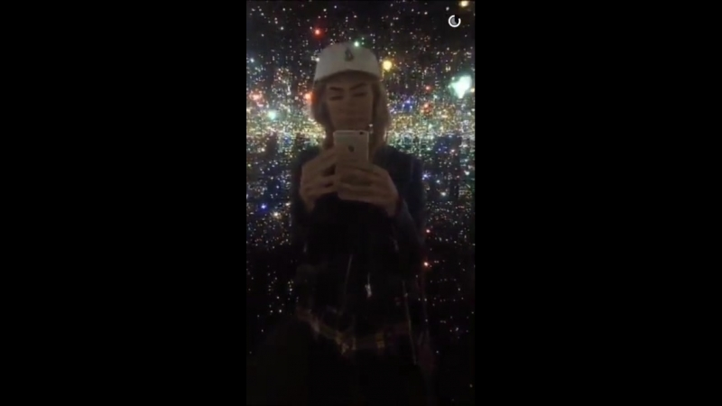 Meagans snapchat story (12/29/15)